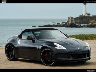 370z Black Suited by JRazor