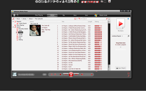 Red Media Player 11 by Wasky1