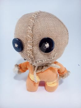 Sam trick or treat plush / peluche sam by angelgeekplush