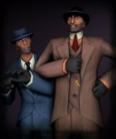 Mann Brothers by GhostOFSand