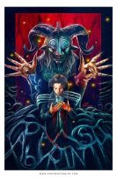 Pan's Labyrinth by Spaceboycomics