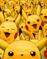 Too many pikachu!!!! by Clemontiscute123