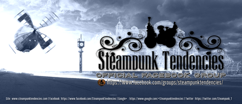 Steampunk Tendencies Official Facebook Group by Apolonis