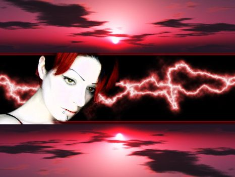 red-lightning by squalo