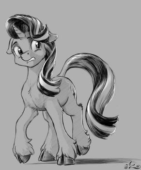 Daily Doodle 526 by Amarynceus