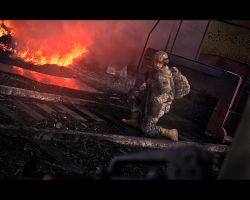 Military Madness 5th Place by MrWhitefolks