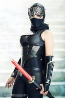 Female Ninja Gaiden by BigWhiteBazooka