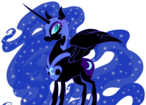 The Mare in the Moon by ShelltoonTV