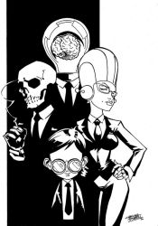 Masterminds by KidNotorious