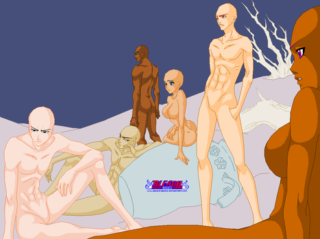 Group 2 by Bleach-bases