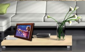 3D Photo Frame for xwidget by Jimking