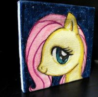 Fluttershy +SOLD+ by EmmersDrawberry