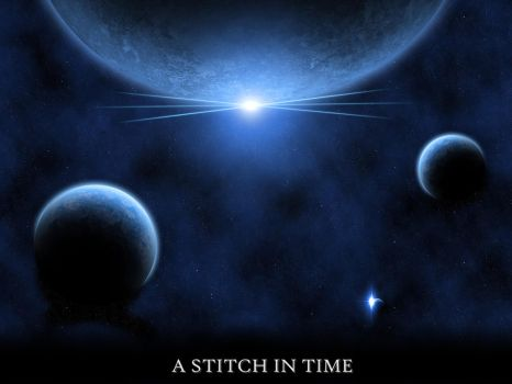 A Stitch in Time by internethead