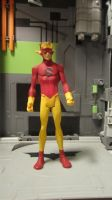 YOUNG JUSTICE: KID ZOOM by monitor-earthprime