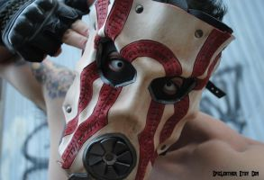 Psychotic Leather Mask by Epic-Leather