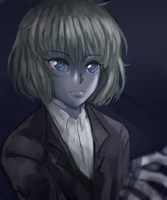 Kurapika by Skyavii