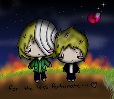 For the Less fortunate... by cappy-code