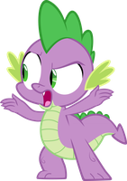 Spike: That's Ridiculous by Synthrid
