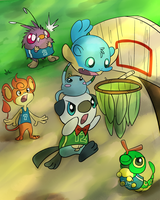 February Tasks - Basketball, sort of by Tonko