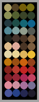 Color Palette by LemonPetals