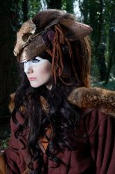 Forest Witch 1 by RobynGoodfellow