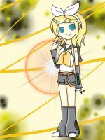 Kagamine Rin by anthey925