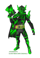 COMMISSION: Kamen Rider Snipe Lv. 99 - Chronicle by RamenDriver