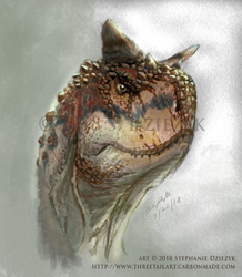 Grumpy Carno by LeccathuFurvicael