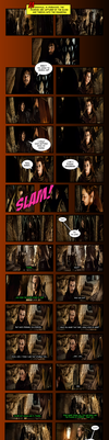 Girls just wanna have fun in Mirkwood by TheFlyingBeet