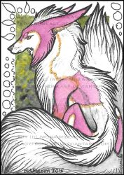 ACEO Napoisk by LadyFromEast