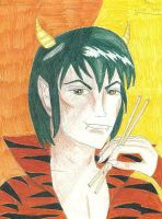 Rei the Handsome Shapeshifter by Captain-Chaotica