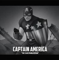 The Star Spangled Man by Mista-M