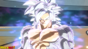 SS4 Mastered Ultra Instinct by Yuli-Ban