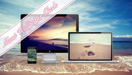 Maui Wallpaper Pack by solefield