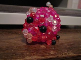 Beaded Pig by Soundstriker