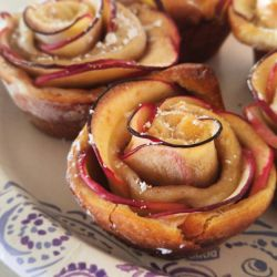 Apple Roses by Vearra