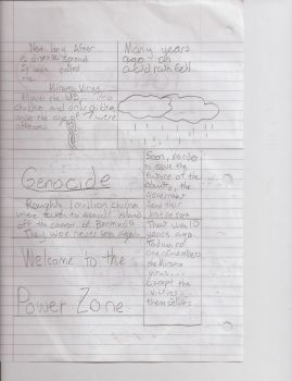Power Zone Issue 4 Prologue by A-H-R
