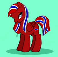My little Norway. Ponyfication. by Virtue147