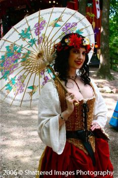Parasol Wench by Shattered-Images