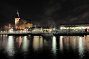 An evening in Naantali by eswendel