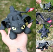 Toothless by Catigma