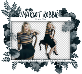 Pack Png 3812 - Margot Robbie by southsidepngs