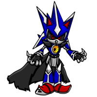 Neo Metal Sonic by SRB2-Blade