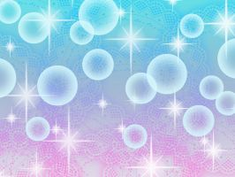 Sailor Bubble Background by AnnaMaryMarian