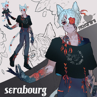 CLOSED -- Auction [40] by Serabourg