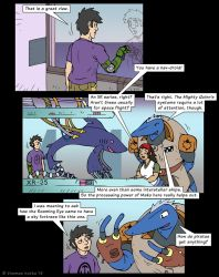 Nextuus Page 1147 by NyQuilDreamer