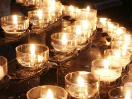 candles by stealing-beauty