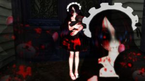 MMD- Come play with me by AmuletFortun