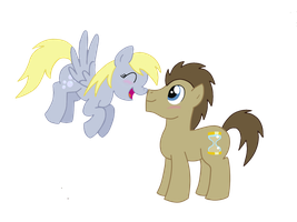 MLP DerpyWhooves by Rad-Girl