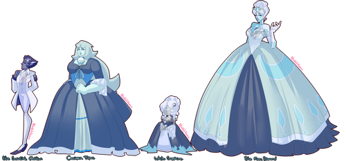 Winter Gem ADOPTS (CLOSED) by Blissful-Rouzes